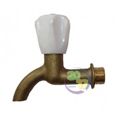 Кран водоразборный латунный КВ-15 (КрН15)