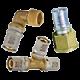 Фитинги для металлопластиковых труб под пресс