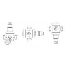 Редуктор давления Itap 143 Europress