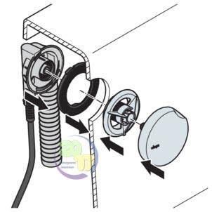 Монтаж перелива сифона для ванны Simplex