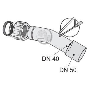 Труба для сточных вод Domoplex Viega